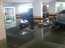Sucção de Inundações em Porto Alegre